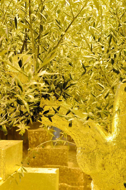 Hicham Berrada, exposition 74 803 jours, abbaye de Maubuisson, Photo Catherine Brossais - ADAGP, Hicham Berrada. Courtesy de l'artiste et des galeries : kamel mennour, Paris/London ; Wentrup, Berlin et CulturesInterface, Casablanca.