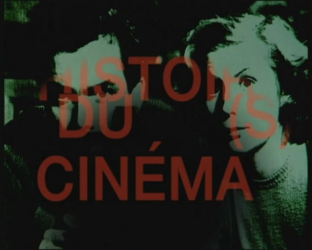 """""""Histoires du cinéma"""" (1989) de Jean-Luc Godard © Gaumont"""