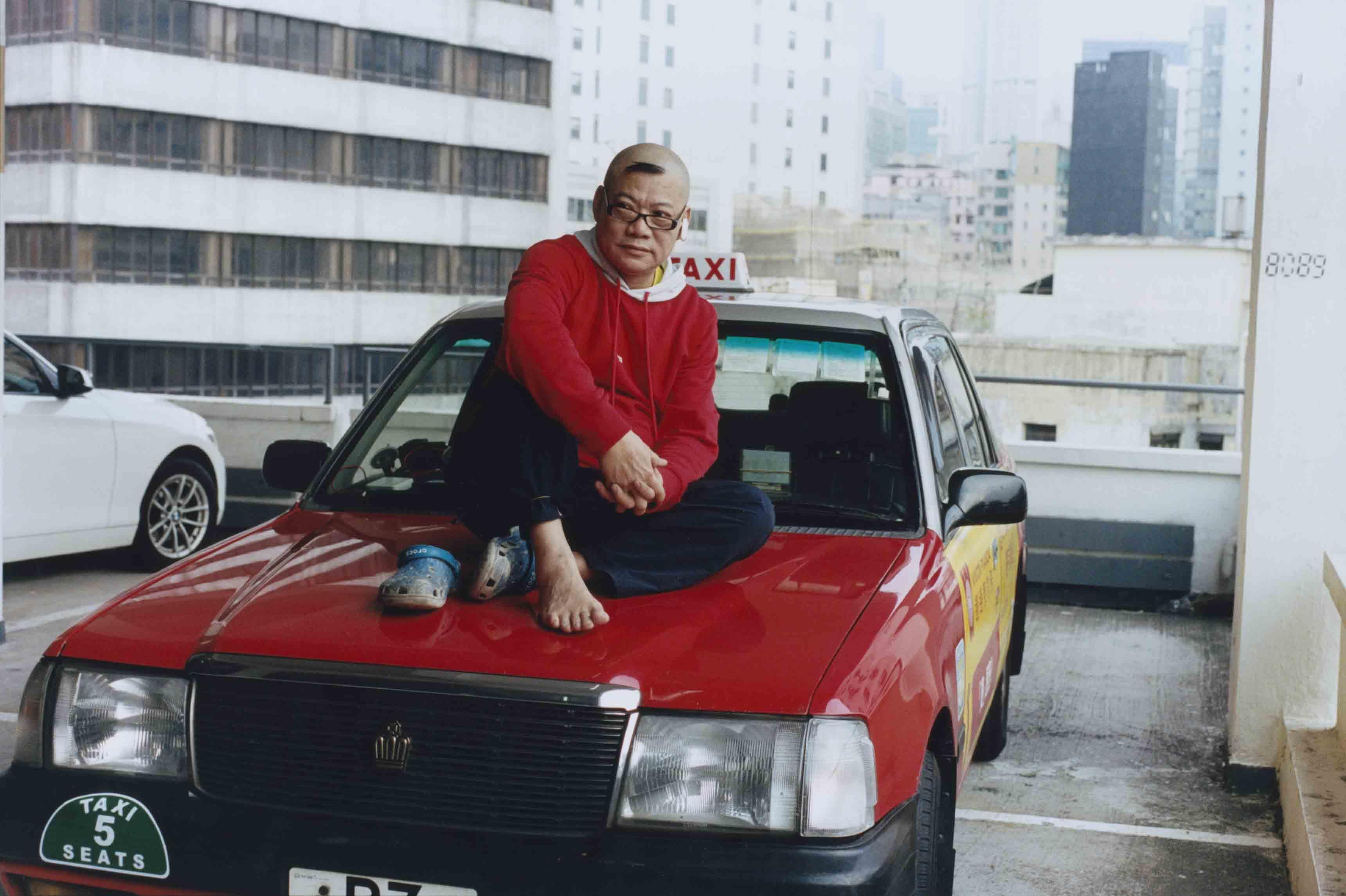 Helmut Lang, Global Taxi Initiative, Hong Kong - Photo : Alexandra Leese
