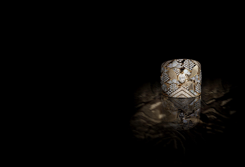"Chanel Coromandel - ""Horizon lointain"""