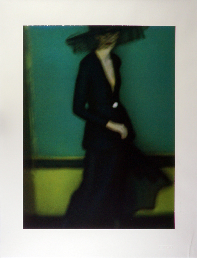 "Sarah Moon, ""Fashion 10 (N.Y. Times)"" (1998). Fresson print, printed 2019. 57.2 x 42.5 cm"