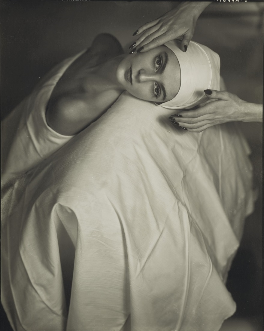 "Horst P. Horst (1906-1999), ""Carmen (Face Massage), New York"", 1946"