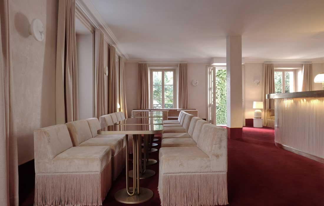 Le Nouveau Design De L Hotel Particulier Montmartre