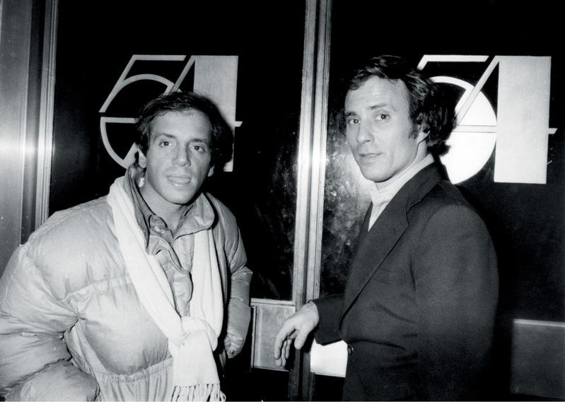 Steve Rubell et Ian Schrager