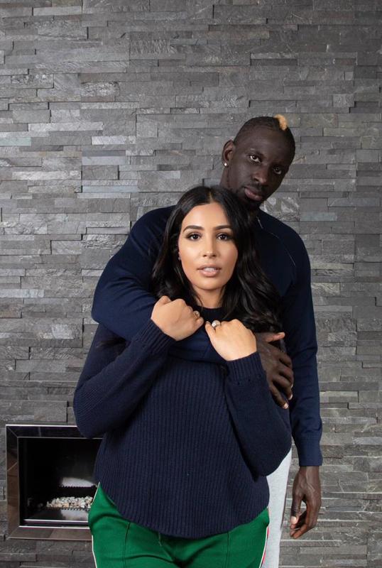 Mamadou Sakho et sa femme Madja