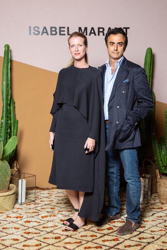 Francesca Nadi et Giorgio Mancuso