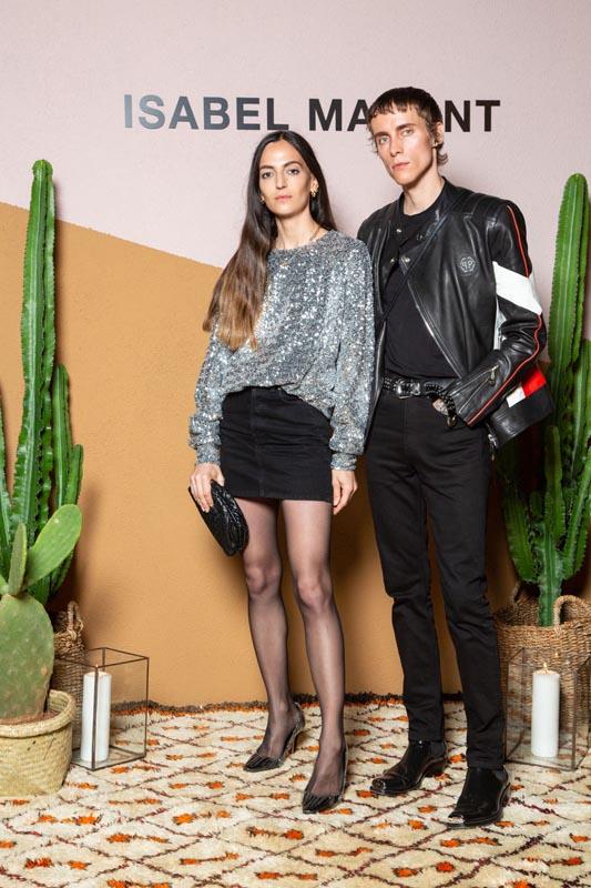 Ilena Toma et Simon Nygard