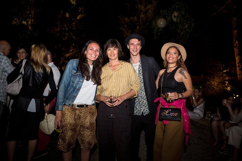 Laetitia Paul, Anastasia Barbieri et Clement Chabernaud