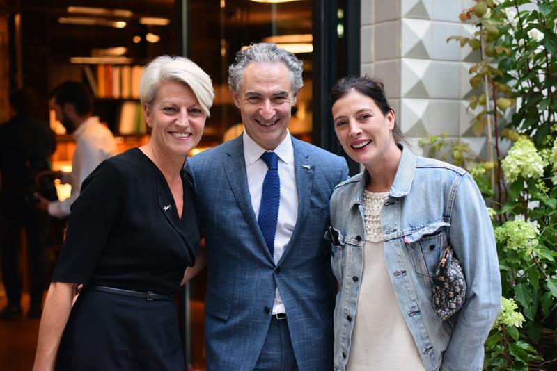 Isabelle Bouvier, Jean-Luc Cousty & Marie-Agnès Gillot