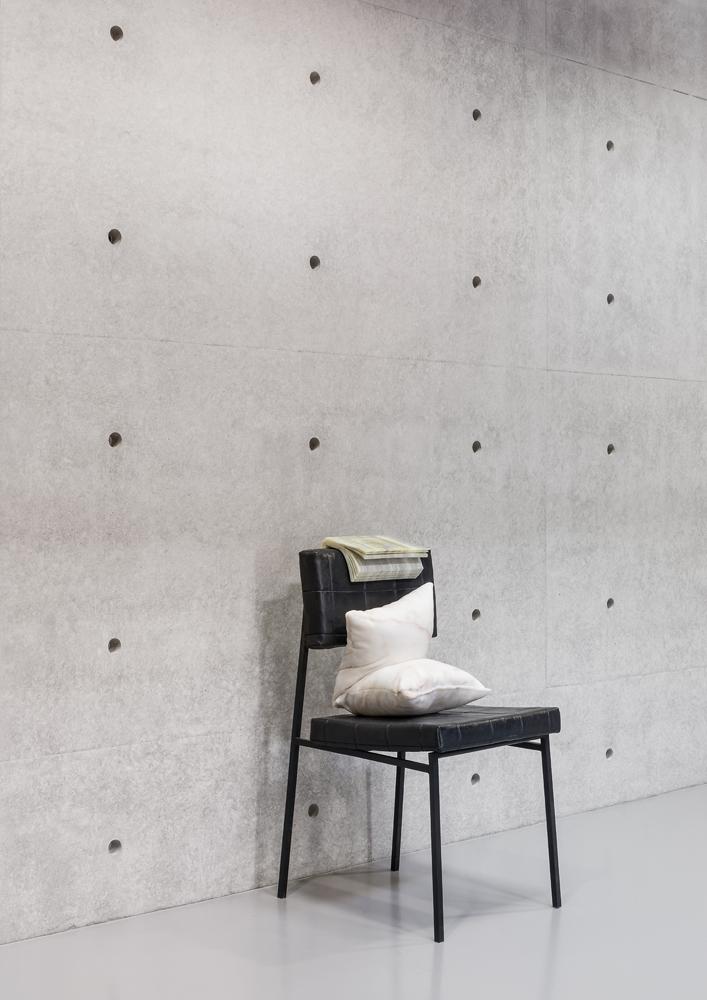 """Tatiana Trouvé, """"The Guardian"""" (2018), Pinault Collection. Installation view """"Luogo e segni"""" at Punta della Dogana, 2019 © Palazzo Grassi, photography Delfino Sisto Legnani e Marco Cappelletti."""