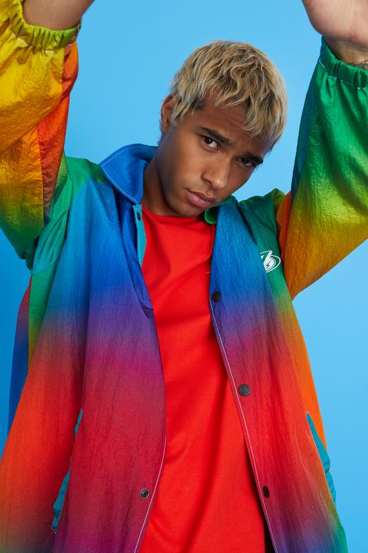 """Colores""  J. Balvin x Guess"
