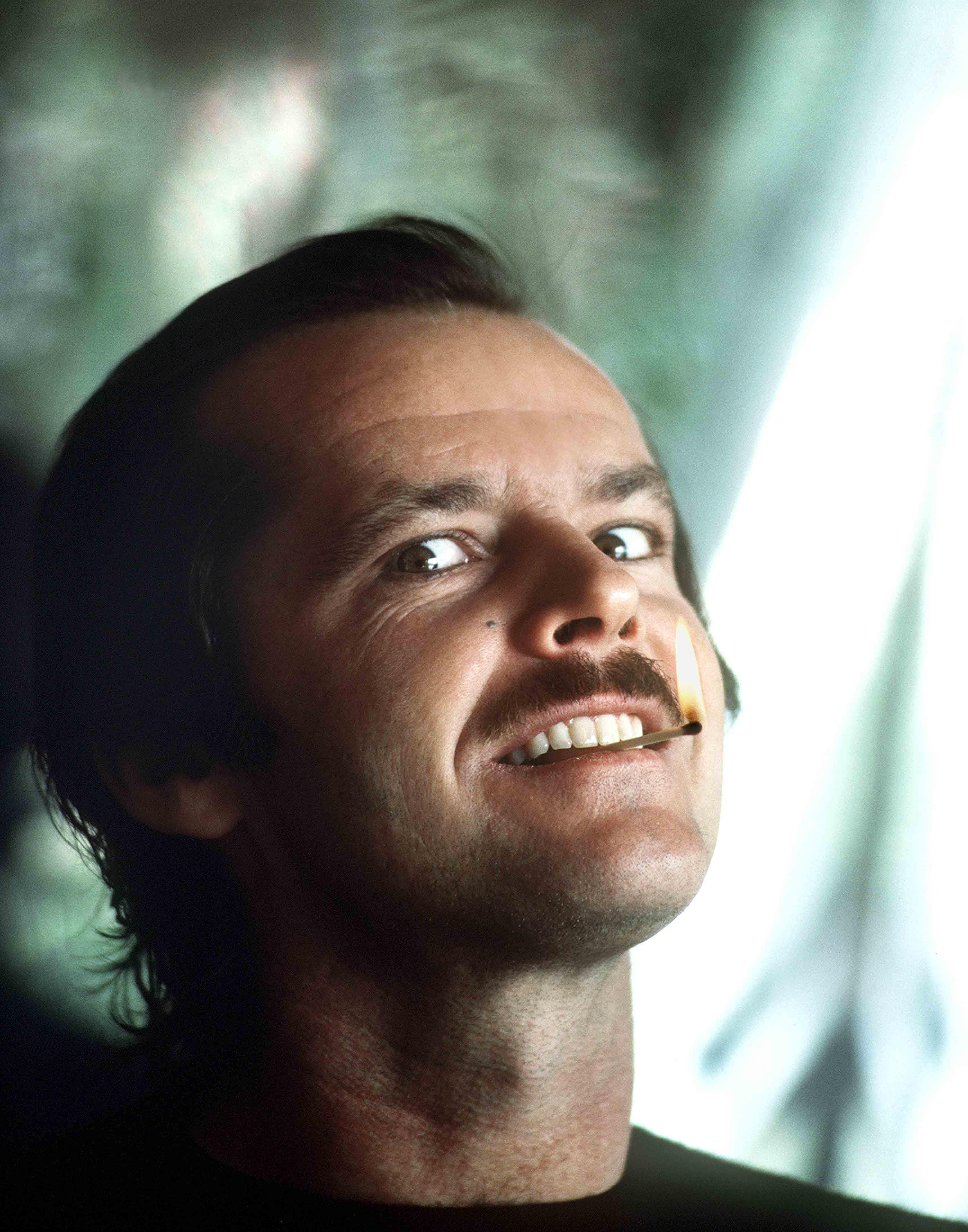 """Jack Nicholson"" (1975), Douglas Kirkland"