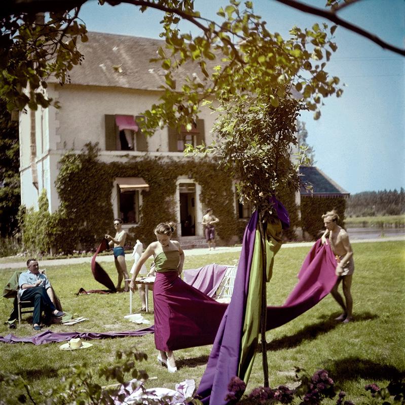 Jacques Fath - Maisons Laffitte 1954