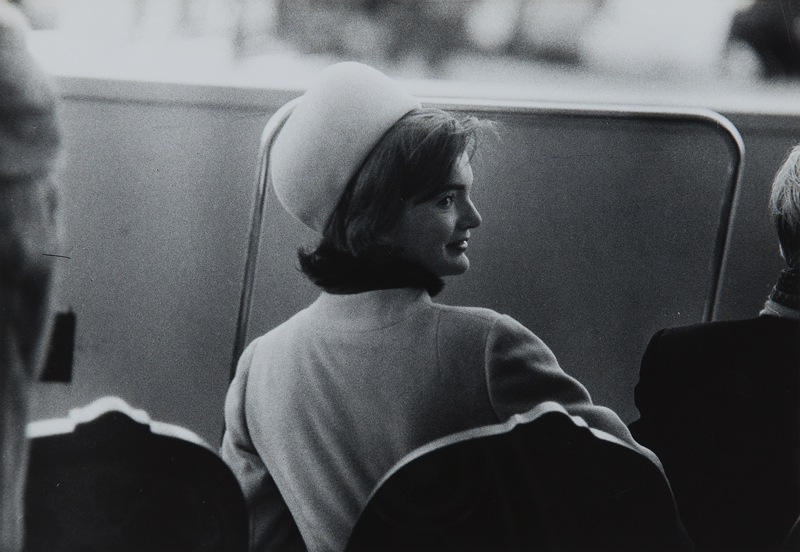 Jacques Lowe, Jackie Kennedy