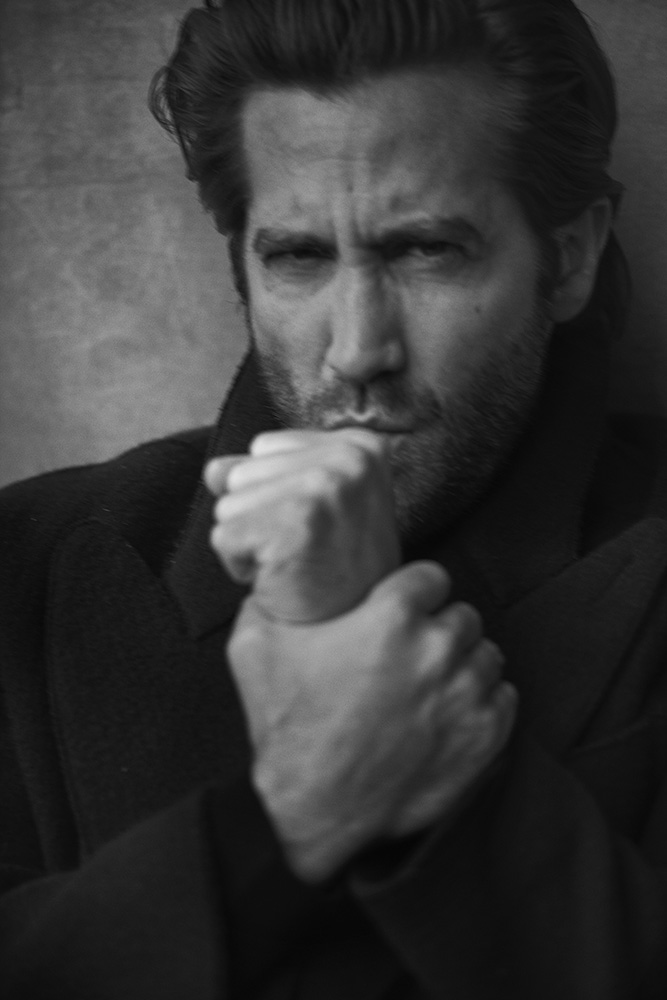 Jake Gyllenhaal, 2019. Peter Lindbergh.