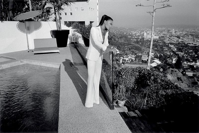 Janet Jackson © Michel Haddi