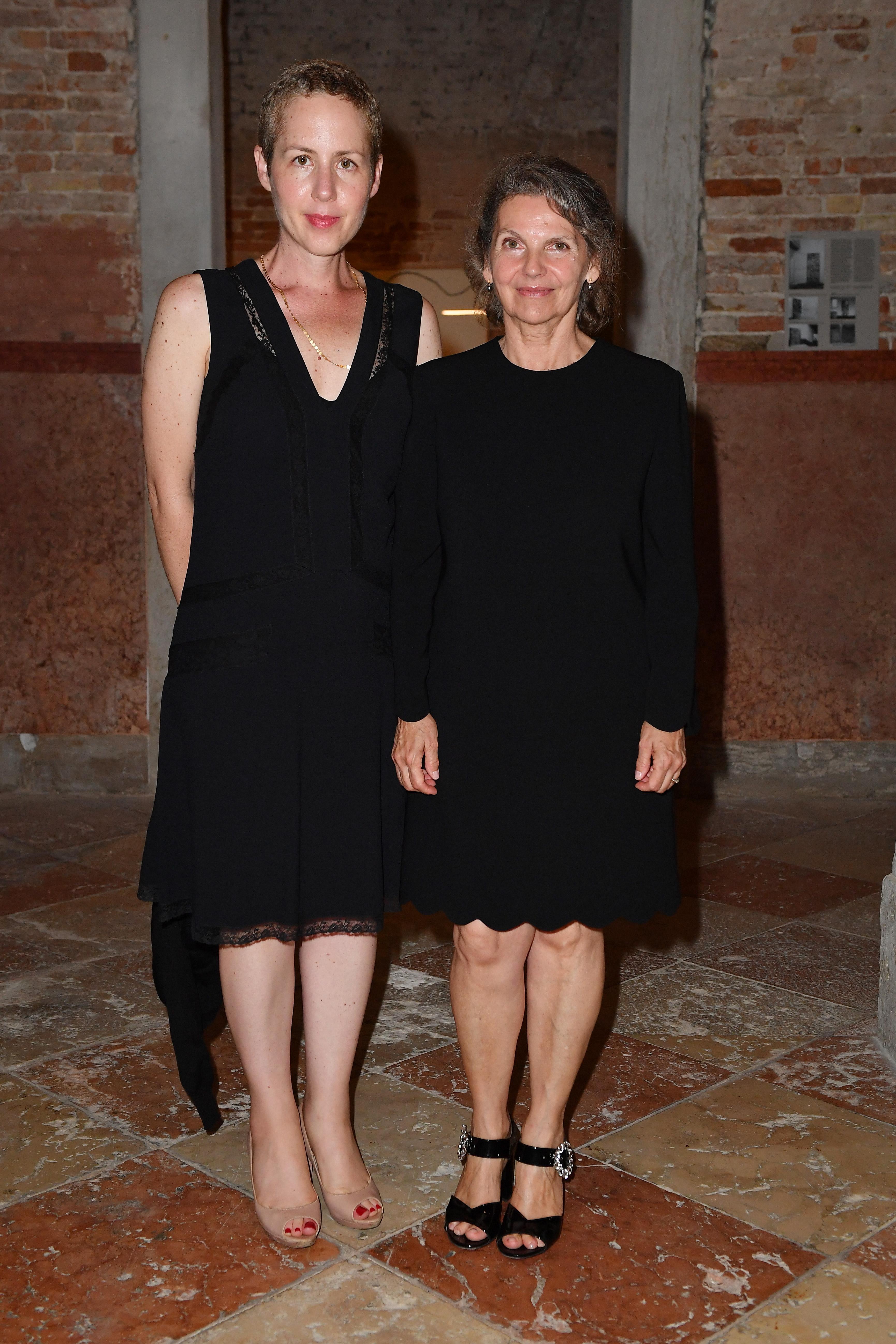 Janet Johnson et Marian Lacombe