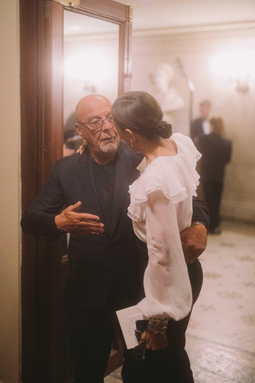 Jean-Baptiste Mondino et Blanca Li