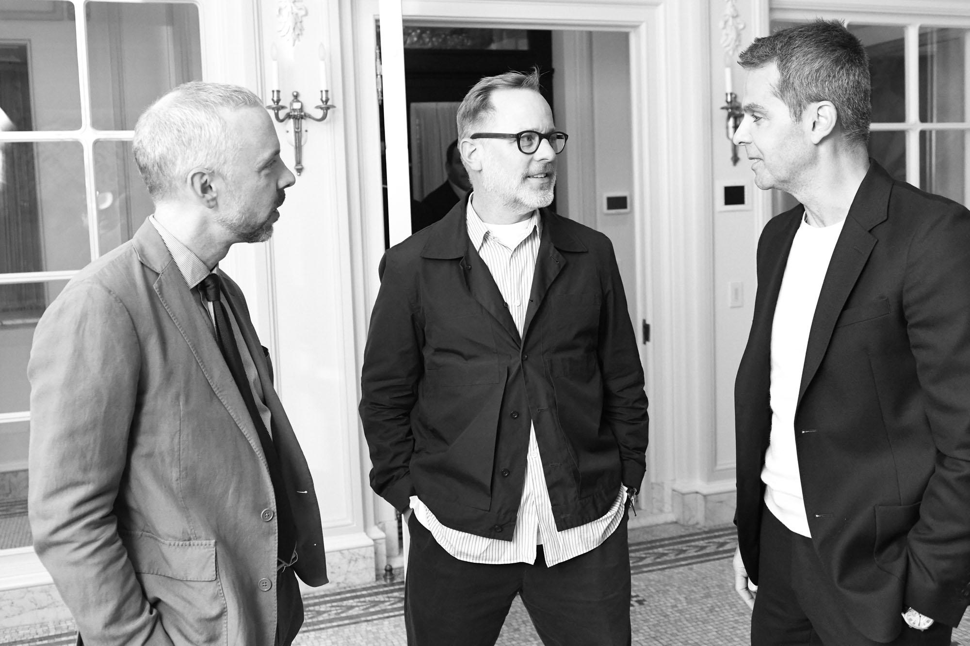 Jeffries Blackerby, Bruce Pask et David Farber