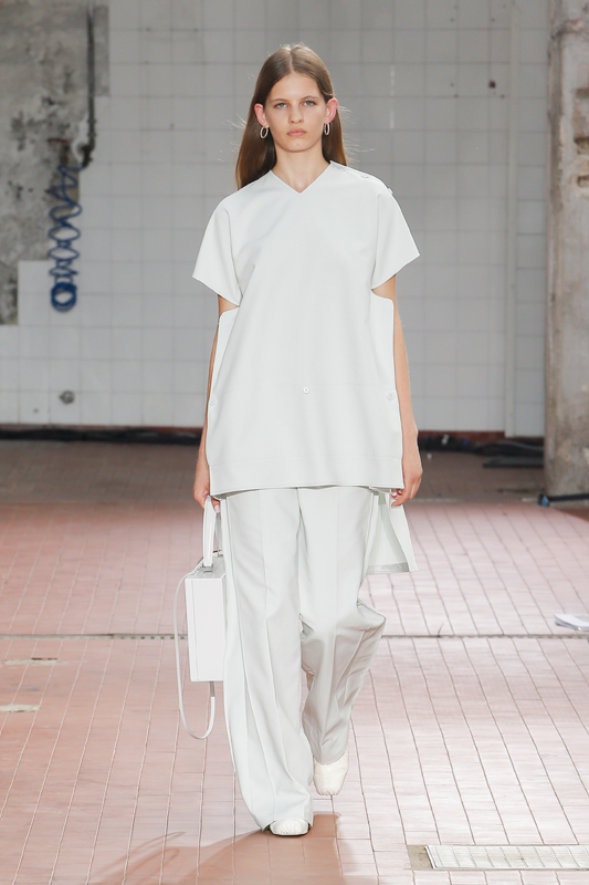 e852413490d Jil Sander women Spring-Summer 2019 fashion show