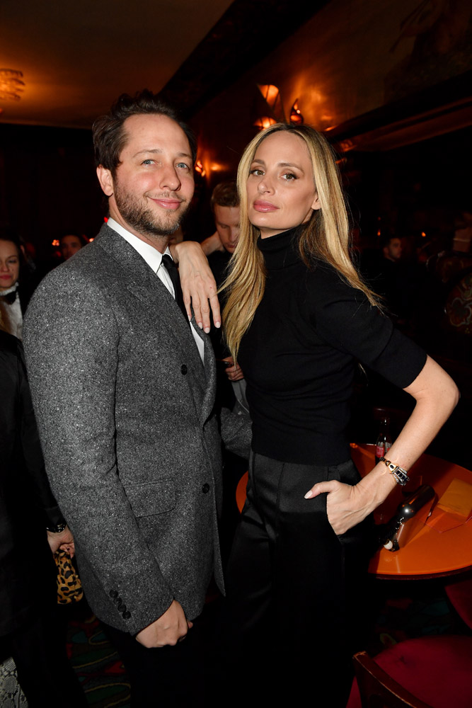 Derek Blasberg et Lauren Santo Domingo © Jacopo Raule/Getty Images for Prada