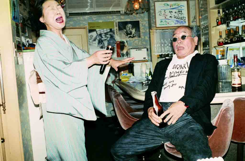 Juergen Teller, Araki No. 1, Tokyo 2004, Courtesy of the Artist