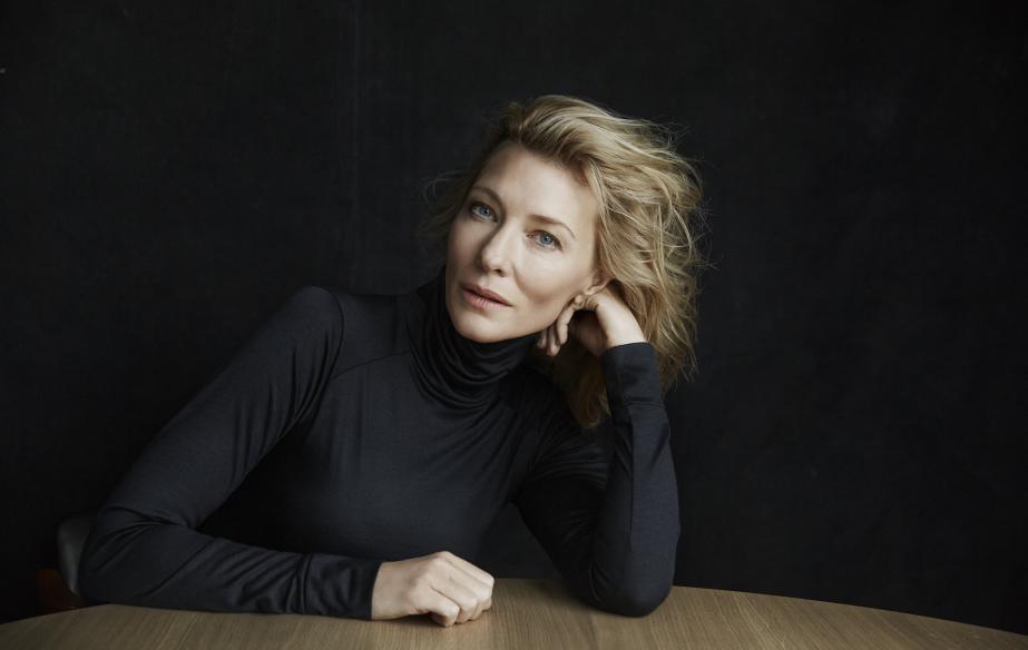 Cate Blanchett, présidente du jury © Steven Chee