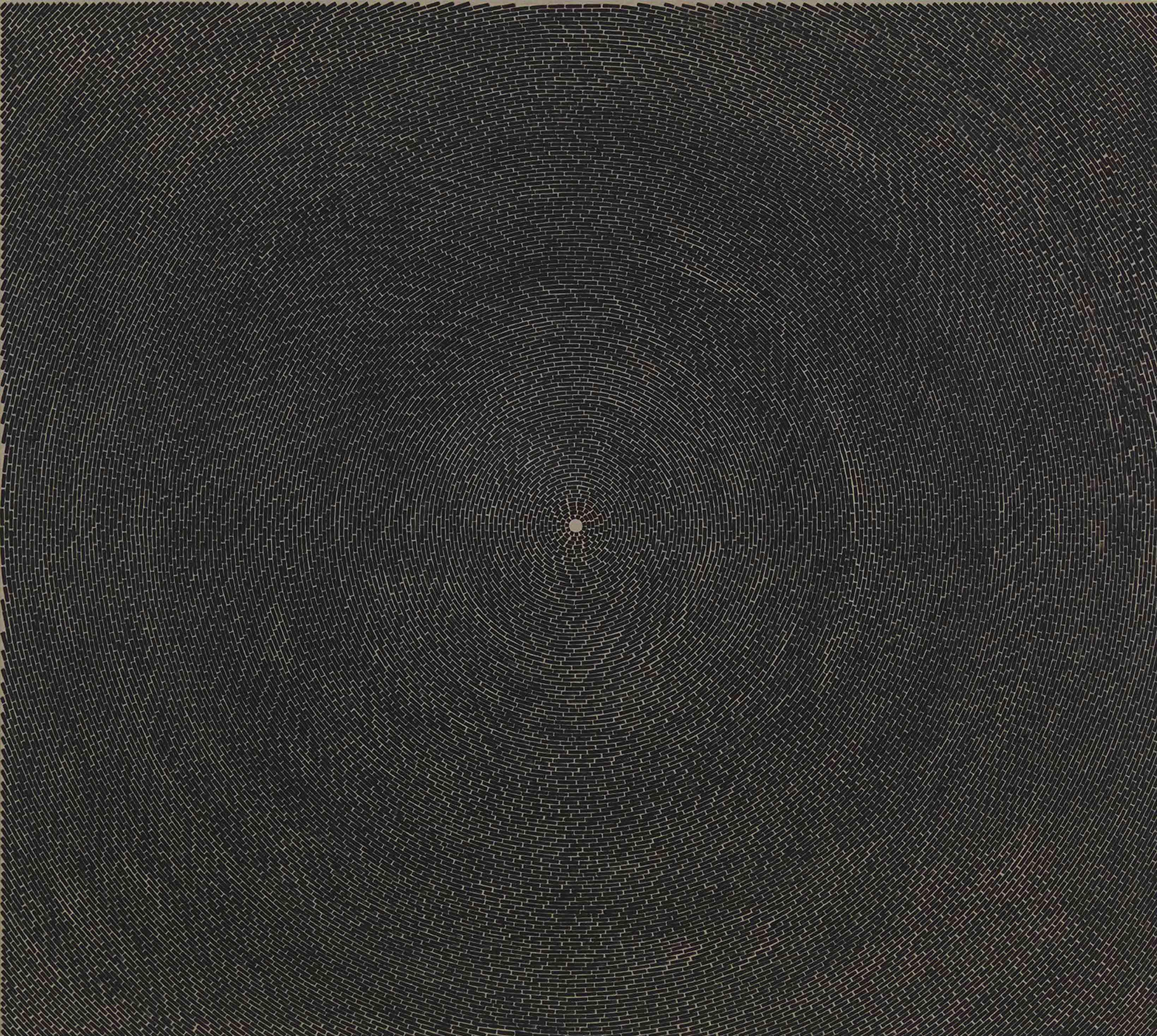 Y. Z Kami, Geometry of Light, Gagosian Gallery