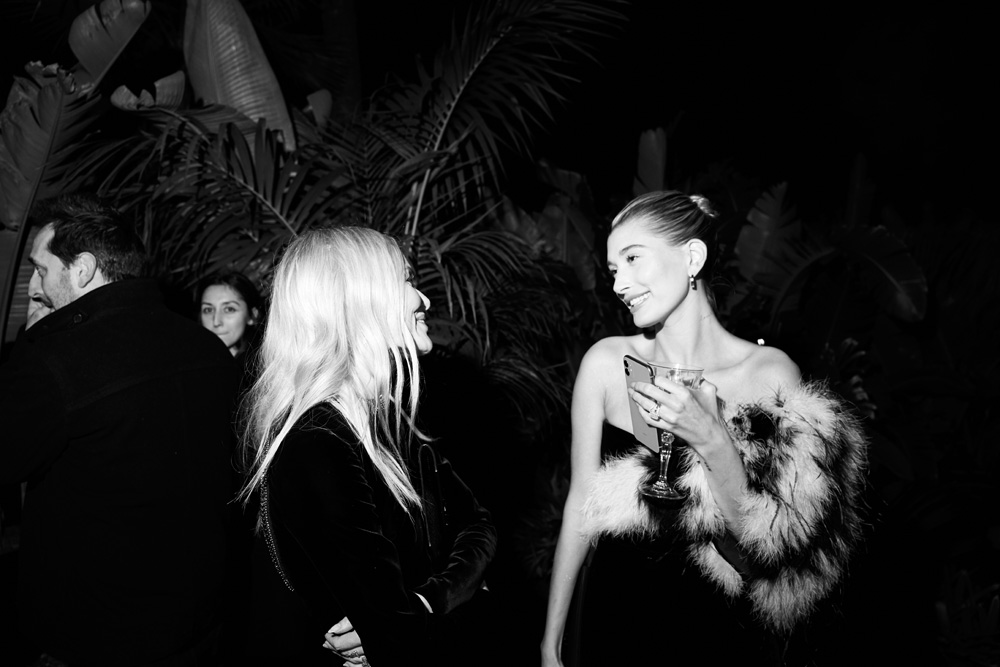 Kate Bosworth et Hailey Bieber