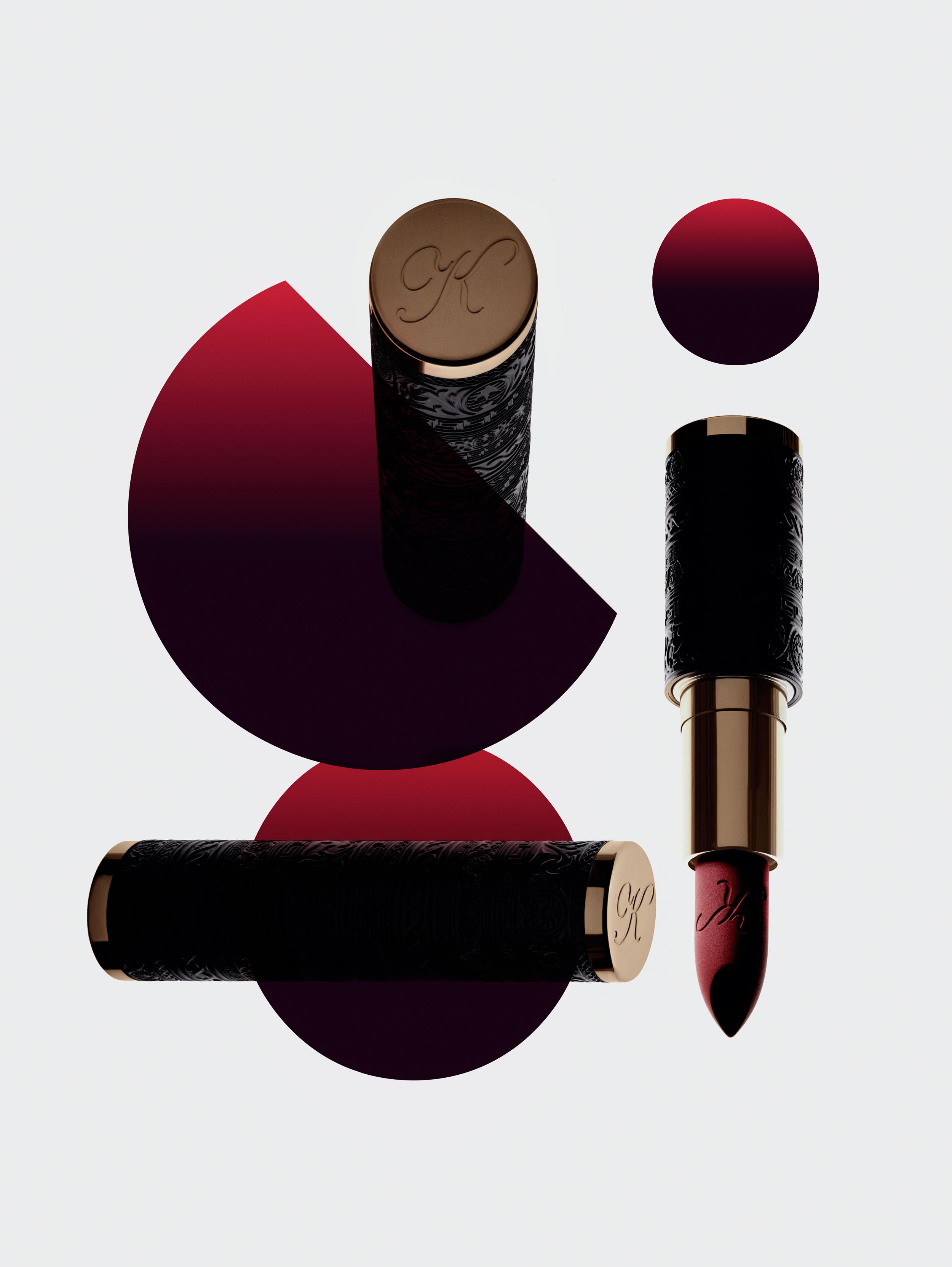 """""""Le Rouge Parfum Mat"""", n° 230 dangerous rouge, KILIAN."""