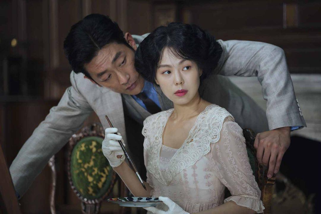 "L'actrice Kim Min-hee, dans ""Mademoiselle"" de Park Chan-wook"
