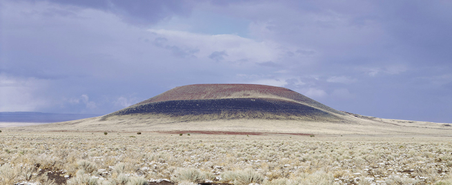 Skyspace de Roden Crater, Flagstaff, Arizona, James Turrell