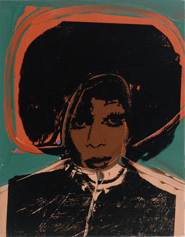 Andy Warhol (1928 – 1987) Ladies and Gentlemen (Helen/Harry Morales) 1975 Italian private collection © 2019 The Andy Warhol Foundation for the Visual Arts, Inc / Artists Right Society (ARS), New York and DACS, London
