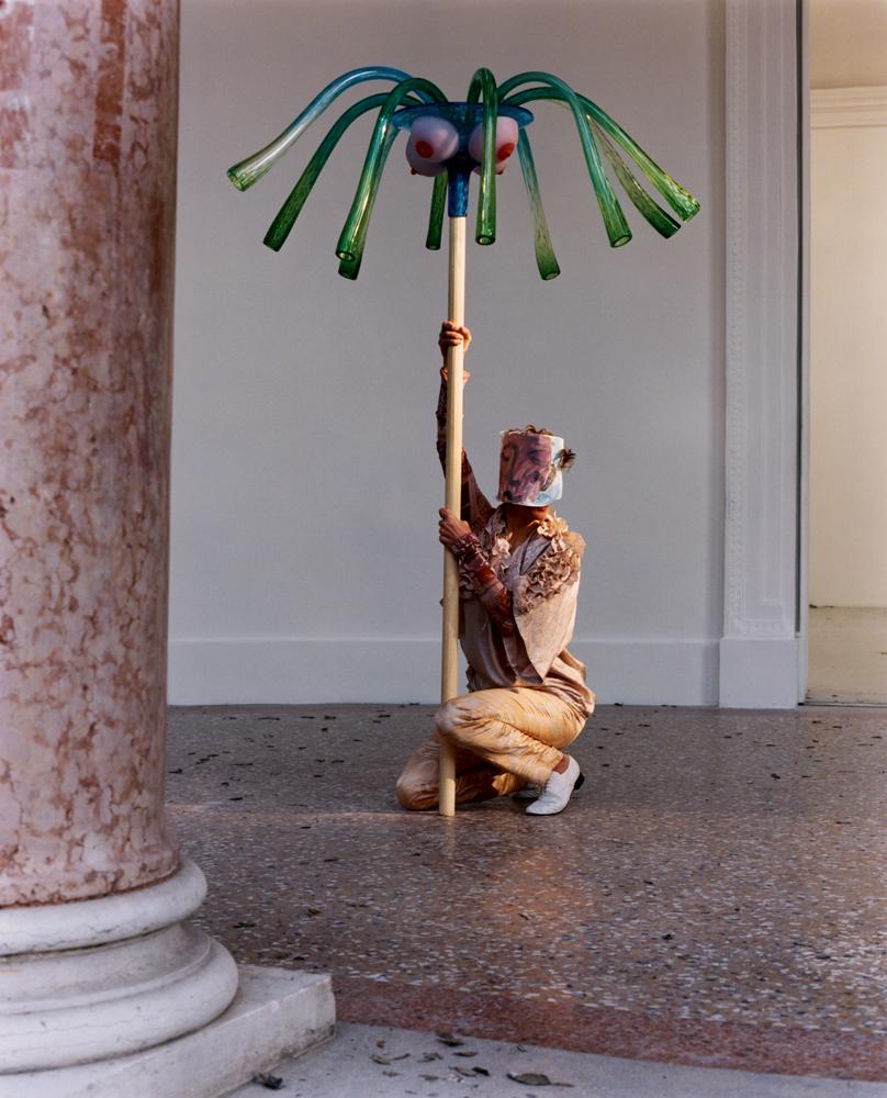 Laure Prouvost, Pavillon français, Biennale de Venise