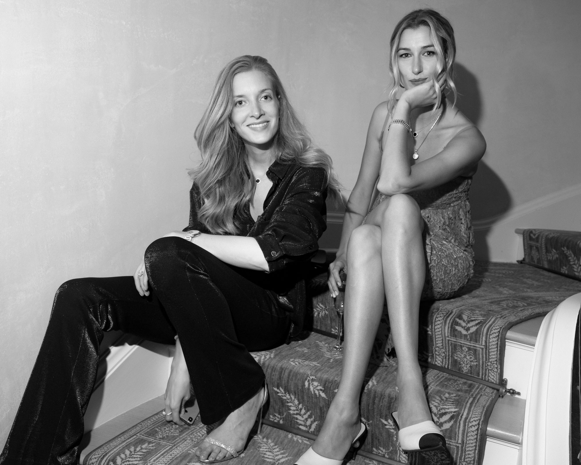 Lauren Remington Platt et Talia Oringer