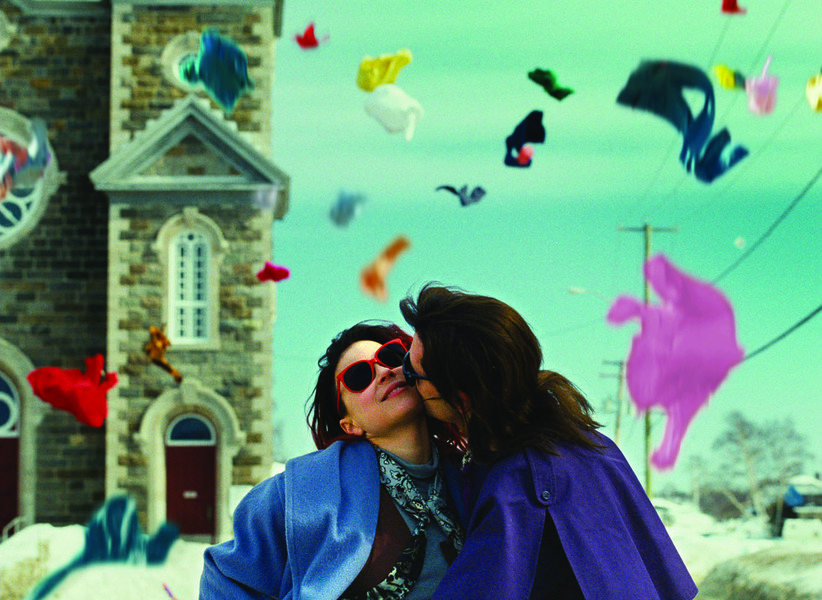 """Laurence Anyways"" de Xavier Dolan"