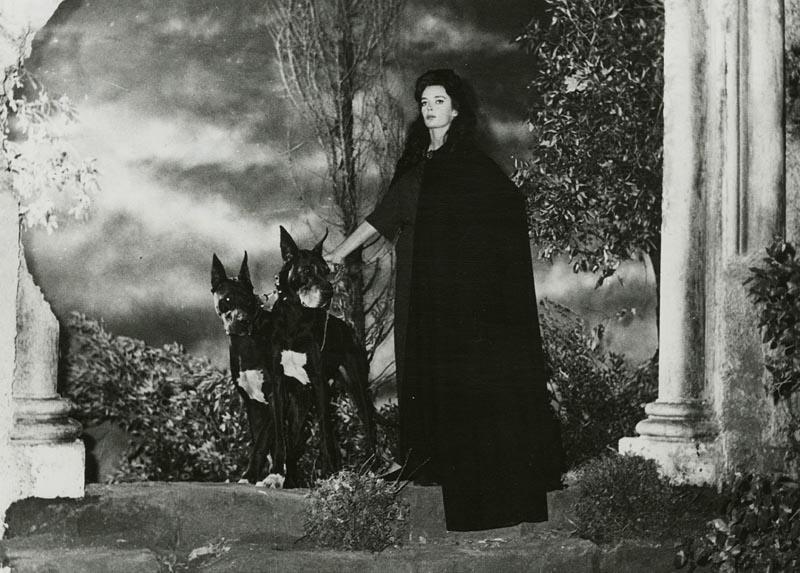 Le Masque du démon (1960) © Les films sans frontières