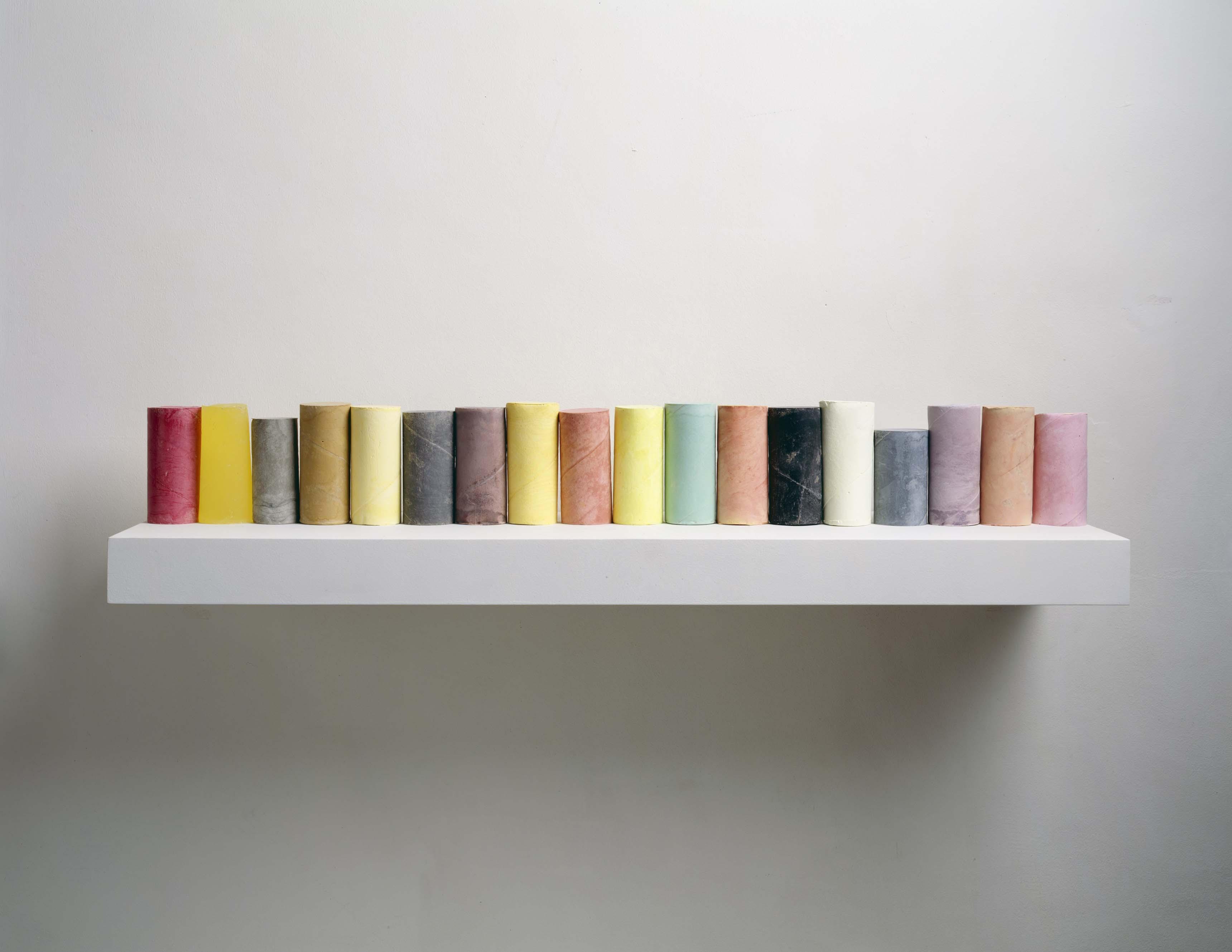 Line-up, 2007, Rachel Whiteread