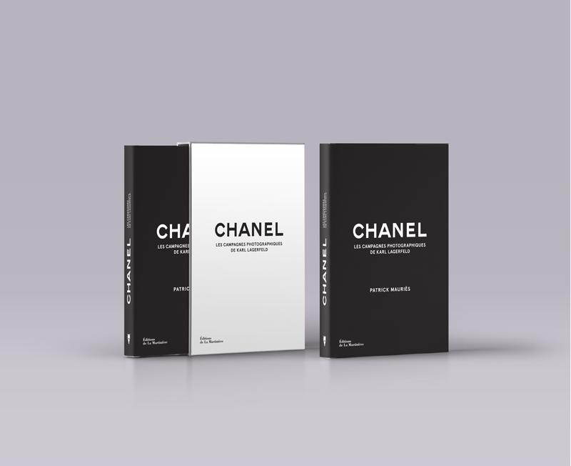 Un Livre Reunit 600 Cliches De Mode De Karl Lagerfeld De