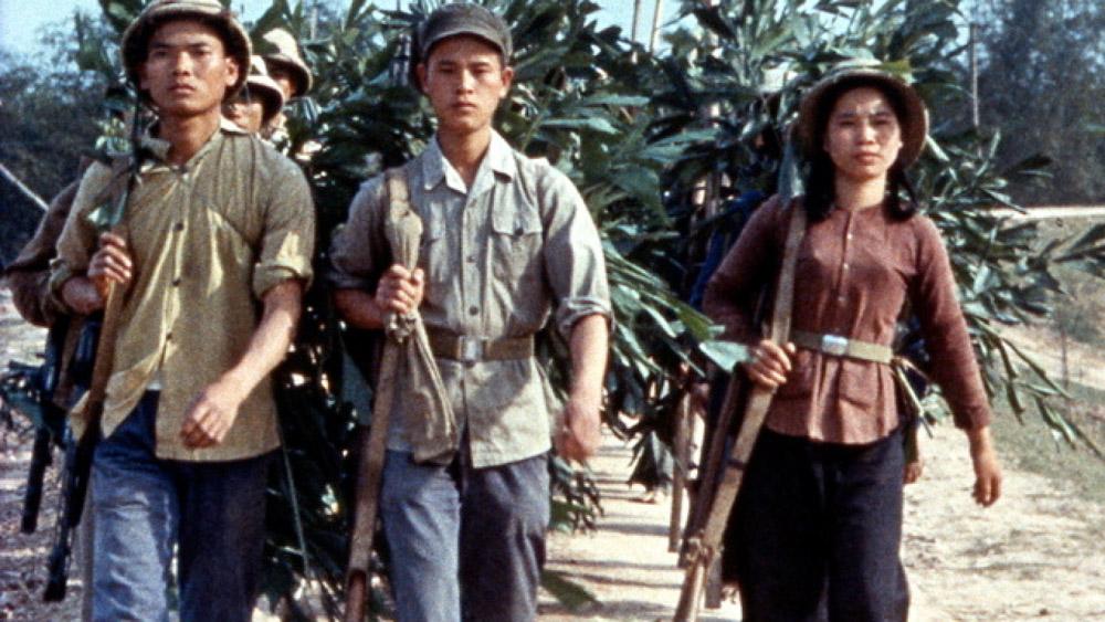 """Loin du Vietnam"" (1967) de Jean-Luc Godard © DR"