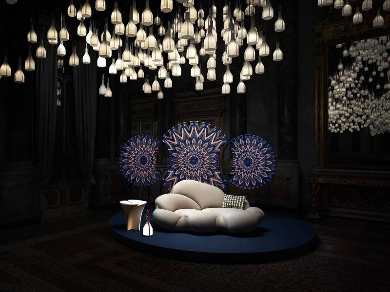 """""""Mandala"""" par Zanellaton/Bortotto, photo par Tommaso Sartori"""