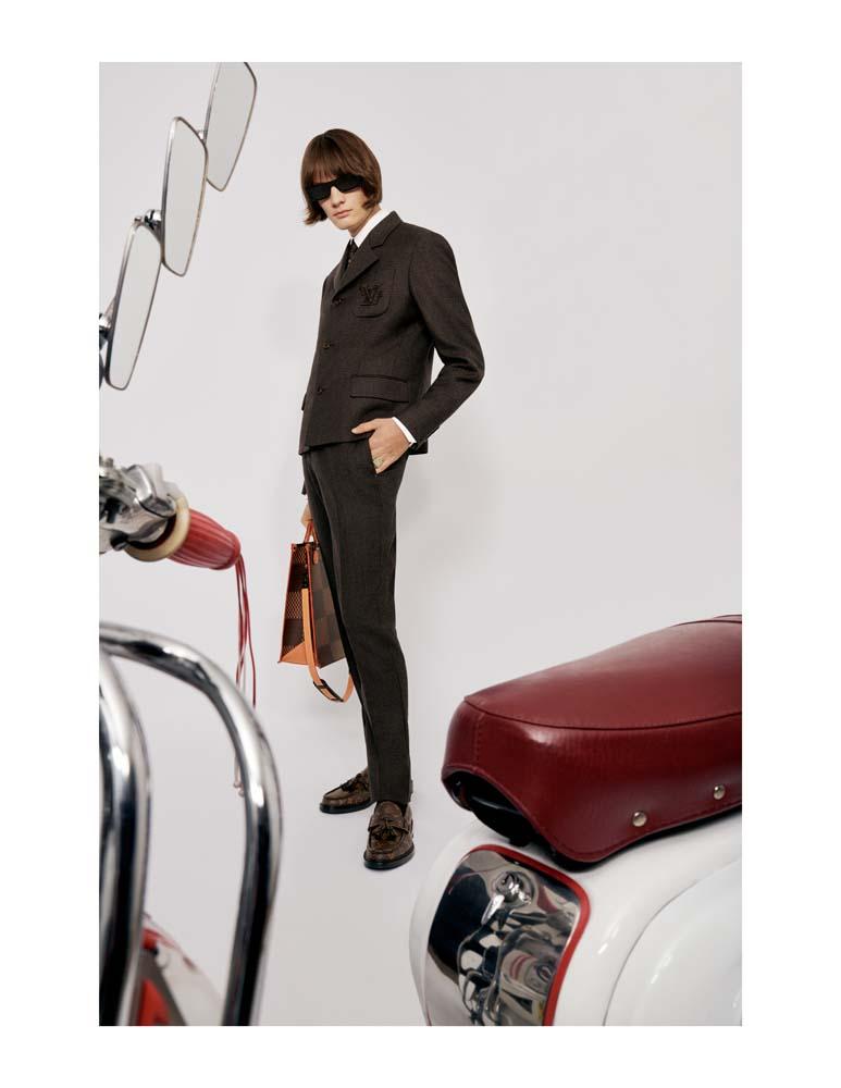 Louis Vuitton LV², première collaboration entre Virgil Abloh et Nigo.