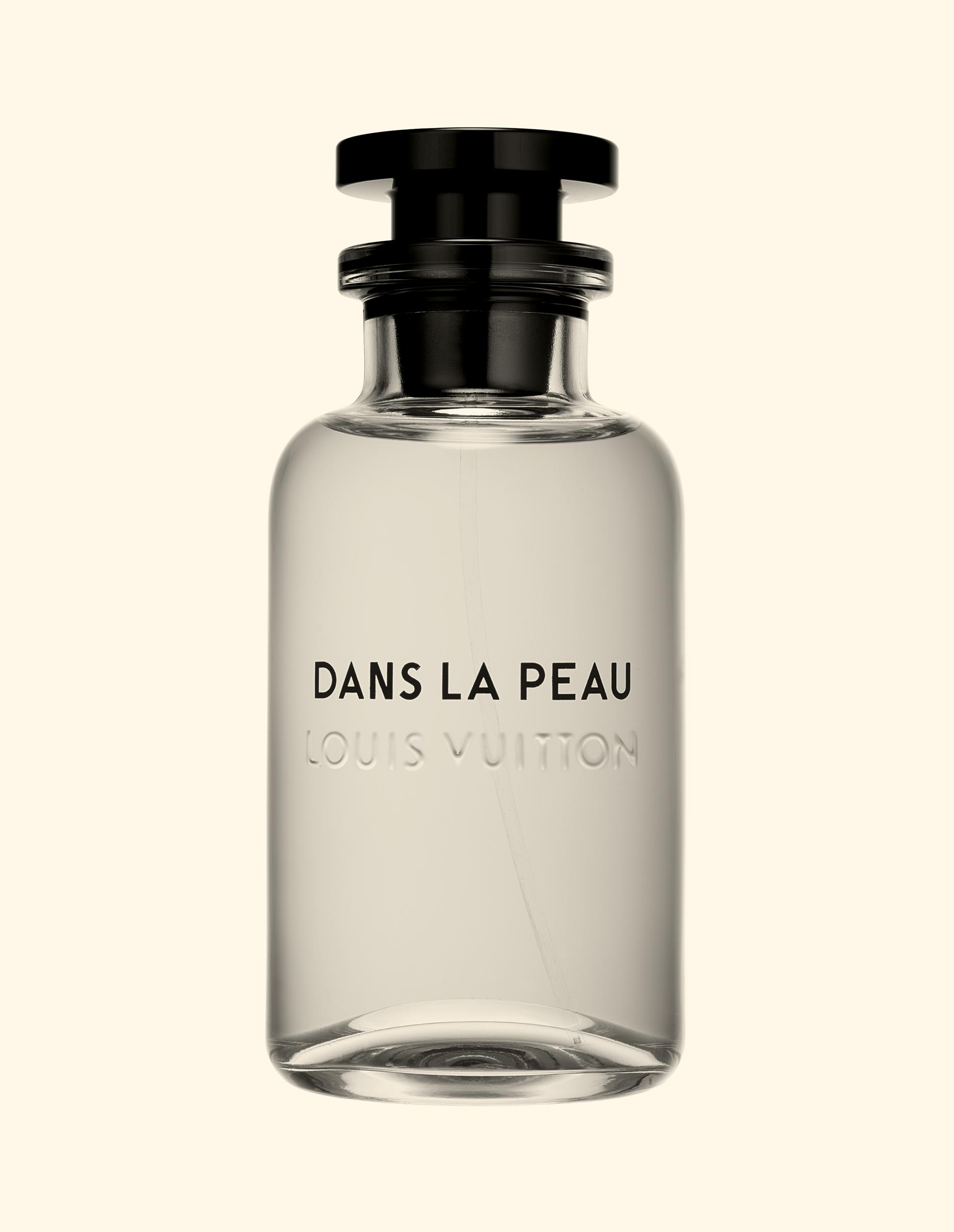 """""""Dans La Peau"""", eau de parfum, LOUIS VUITTON."""