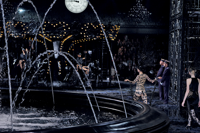 Louis Vuitton printemps-été 2014 par Marc Jacobs