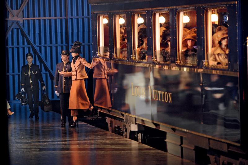 Louis Vuitton automne-hiver 2012 par Marc Jacobs
