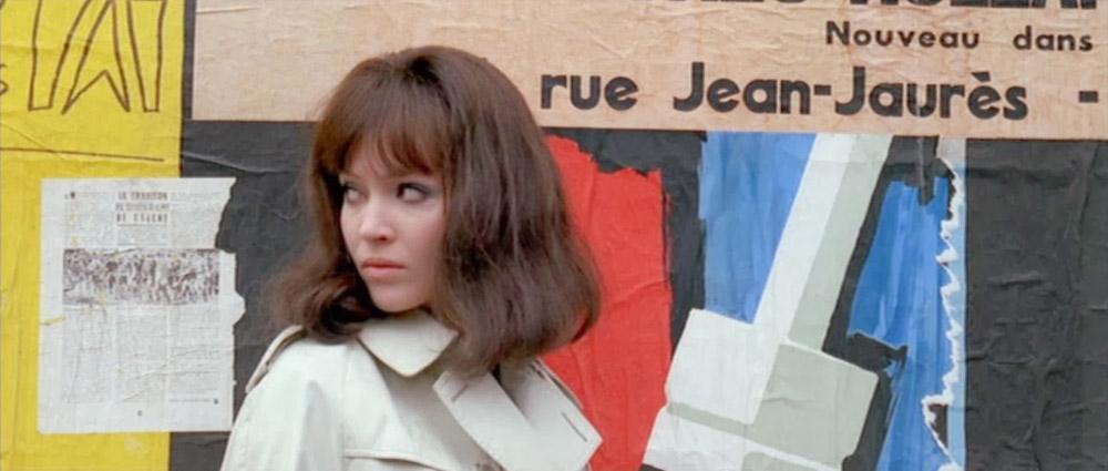 """Made in USA"" (1966) de Jean-Luc Godard © Carlotta Films"