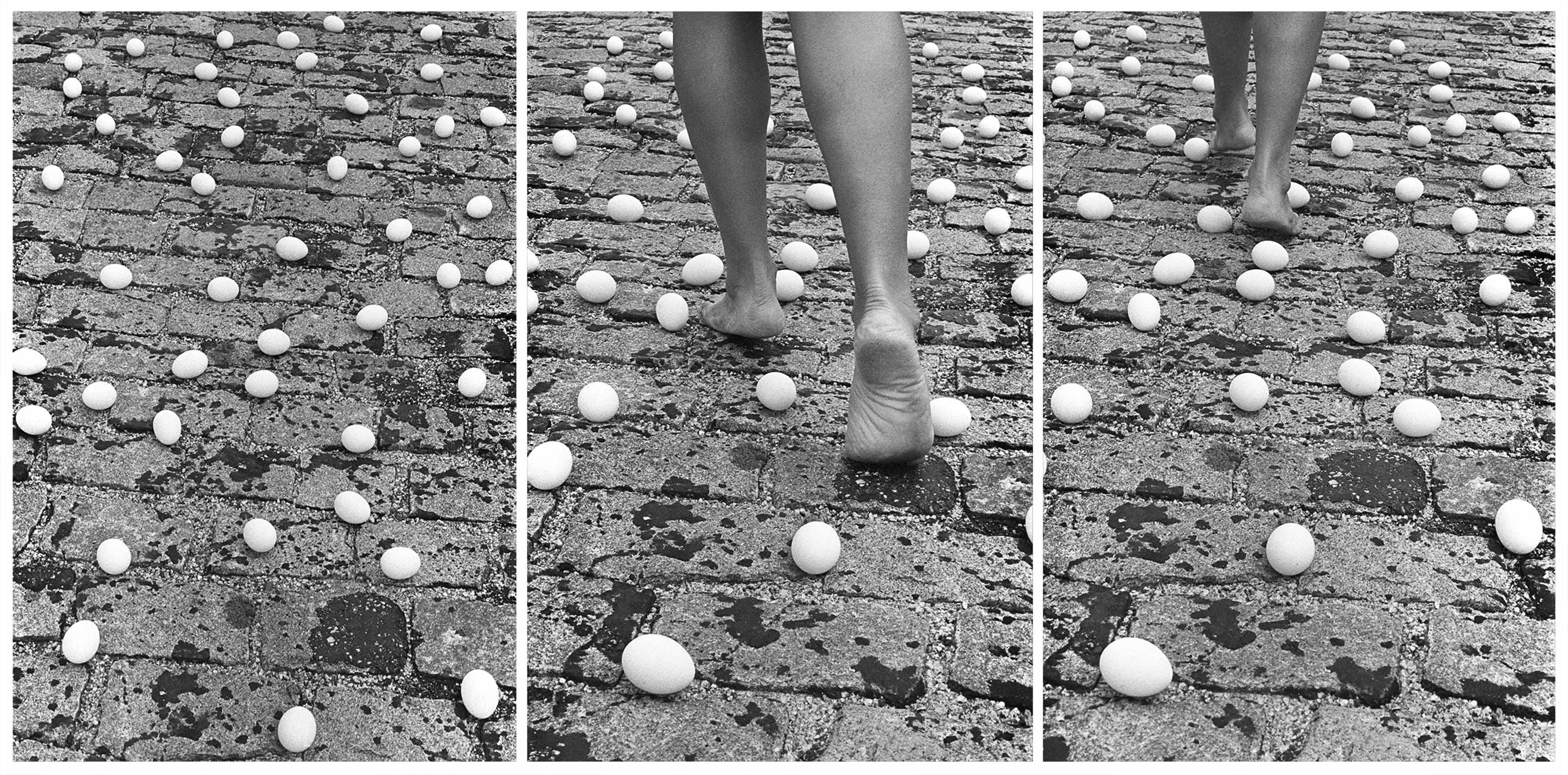 MAIOLINO Anna Maria, Entrevidas, 1981, Collection 49 Nord 6 Est - Frac Lorraine, Metz, ©A. M. Maiolino