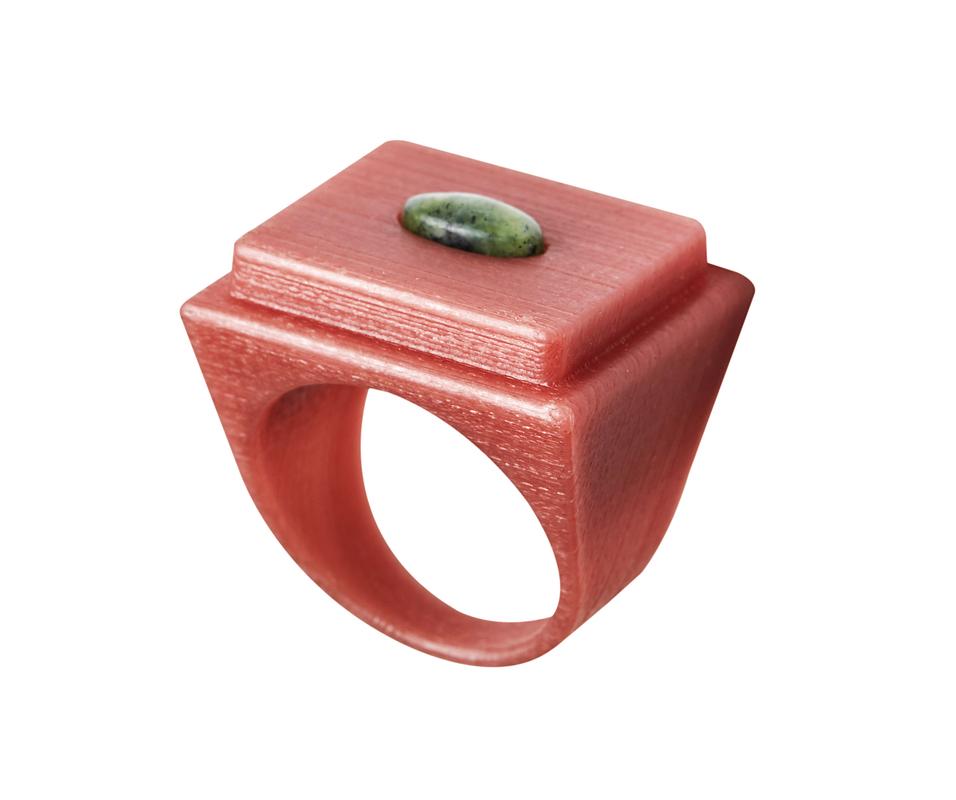 Bague Mango Capsule 3D