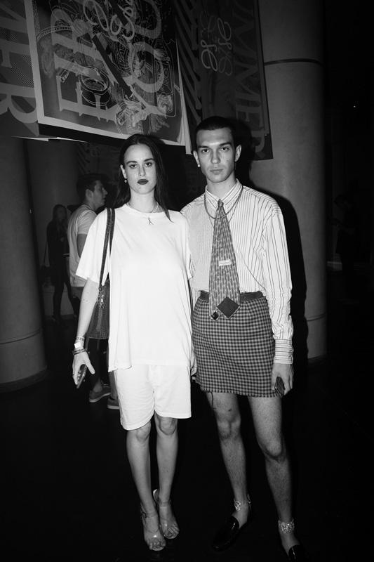 Maria Forque et Filip Custic