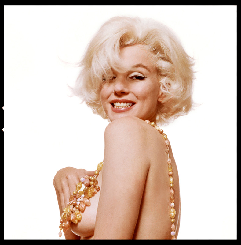 Marilyn Monroe, La Dernière Séance, Bel Air Hotel, Beverly Hills, juillet 1962, Bert Stern